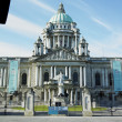Stock Photo: City Hall, Belfast, Northern Ireland
