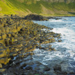 Giant's Causeway, County Antrim, Northern Ireland — Stock Photo