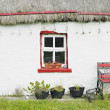 Stock Photo: Cottage, Malin Head, County Donegal, Ireland