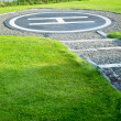 Stock Photo: Helipad, County Clare, Ireland
