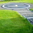 Helipad, County Clare, Ireland - Stock Photo