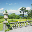 Stock Photo: Bantry House Garden, County Cork, Ireland