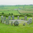 Drombeg Stone Circle, County Cork, Ireland — Stock Photo #10989916