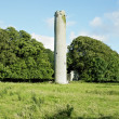Kilree Monastic Site, County Kilkenny, Ireland - Stock Photo