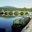 Stock Photo: Graiguenamanagh, County Kilkenny, Ireland