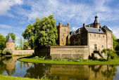 Kasteel Huis Bergh, -Heerenberg, Gelderland, Netherlands — Stock Photo