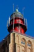 Lighthouse's detail, Westkapelle, Zeeland, Netherlands — Stock Photo