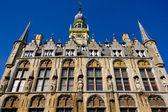 Town hall, Veere, Zeeland, Netherlands — Stock Photo