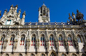 Town hall, Middelburg, Zeeland, Netherlands — Photo