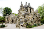 Palais Idéal du Facteur Cheval, Hauterives, Rhone-Alpes, France — Stock Photo