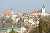 Nove Mesto nad Metuji, Czech Republic — Stock Photo