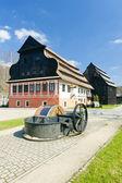 Paper mill, Duszniki-Zdroj, Silesia, Poland — Stock Photo