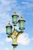 Street lamp, Great Britain — Foto de Stock