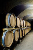 Chateau de Cary Potet (wine cellar), Buxy, Burgundy, France — Stock Photo