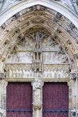 Bazilika notre-dame-de-l eoine, l epine, şampanya, fransa — Stok fotoğraf