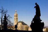 Church of St. James, Kutna Hora, Czech Republic — Stock Photo