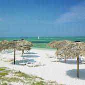 Santa Lucia beach, Camaguey Province, Cuba — Stock Photo