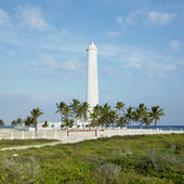 Lighthouse, Cayo Sabinal, Camaguey Province, Cuba — Stock Photo