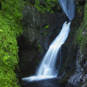 Glenariff Waterfalls, County Antrim, Northern Ireland — Stock Photo