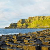 Giant's Causeway, County Antrim, Northern Ireland — Foto de Stock