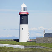 Lighthouse, Rathlin Island, Northern Ireland — Foto de Stock