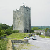 Dysert O'Dea Castle, County Clare, Ireland — Stock Photo