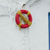 Life saver, Kilkee, County Clare, Ireland — Stock Photo