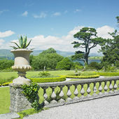 Bantry House Garden, County Cork, Ireland — Stock Photo