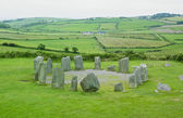 Drombeg Stone Circle, County Cork, Ireland — Stock Photo