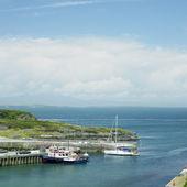 Harbour, Clear Island, County Cork, Ireland — Stock Photo