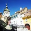 Stock Photo: Sighisoara, Transylvanie, Romania