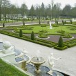 Stock Photo: Palace garden, Paleis Het Loo Castle near Apeldoorn, Netherlands