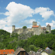Hardegg Castle, Austria - Stock Photo