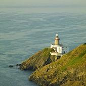 Lighthouse, Howth, County Dublin, Ireland — Stock Photo