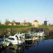Heusden, Netherlands — Stock Photo