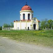 Chapel, nectiny, çek cumhuriyeti — Stok fotoğraf