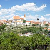 Znojmo, çek cumhuriyeti — Stok fotoğraf