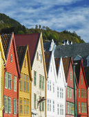 Bergen, Norway — Stock Photo