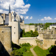 Stock Photo: Chateau de Montreuil-Bellay, Pays-de-la-Loire, France