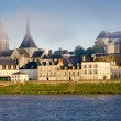 Blois, Loir-et-Cher, Centre, France - Stock Photo