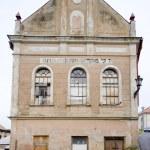 Old Jewish house, Banska Stiavnica, Slovakia — Stock Photo