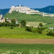 Chapter Spisska and Spissky Castle, Slovakia — Stock Photo