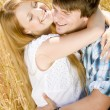 Hugging couple — Stock Photo #11283523