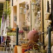 Shop in Aix-en-Provence, Provence, France - Stock Photo