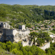 Castle and town of Boulbon, Provence, France — Stock Photo #11284478