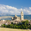 Segovia, Castile and Leon, Spain — Stock Photo #11284509