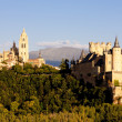 Segovia, Castile and Leon, Spain — Stock Photo #11284512