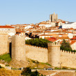 Stock Photo: Avila, Castile and Leon, Spain