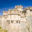 Coca Castle, Segovia Province, Castile and Leon, Spain — Stock Photo #11284548