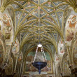 Interior of Mosque-Cathedral, Cordoba, Andalusia, Spain — Photo